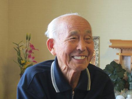 まだ日本で障がい児の教育が、じゅうぶんに理解されていなかった時代にその道一筋に心を傾けてきた大坪敏夫さん。