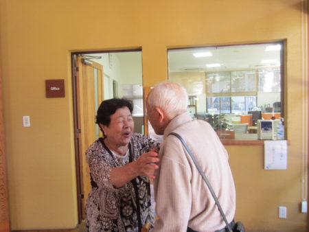 この学園の創設者、福森悦子先生