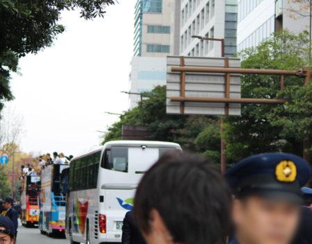 今年福岡は、九州北部豪雨で大きな被害が出るなど、悲しいニュースもありましたが、ソフトバンクホークスが日本一になり、元気とパワーをもらいました。