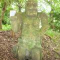 廃仏毀釈の難を逃れた仁王像
