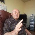 鹿児島市に住む田中義巳さん(88)