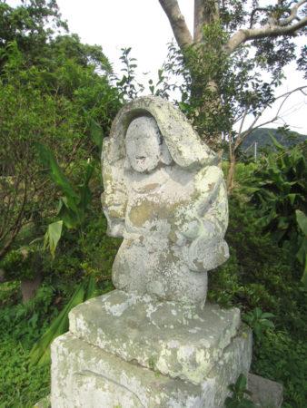 田の神さぁ(タノカンサァ)も発見