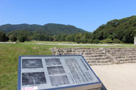 古代からの歴史が息づく太宰府。