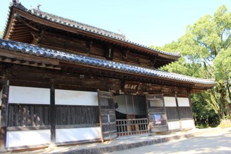 観世音寺の歴史も、およそ1300年前にさかのぼります。