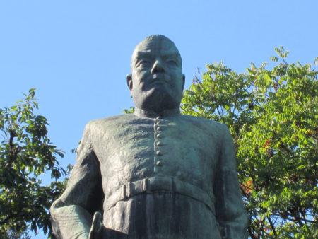 西郷さん銅像写真