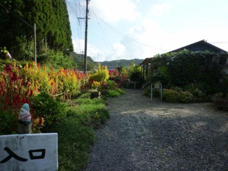 「しょうたのみせ」は、東市来町長里の、田んぼが広がるのどかなところにあります。