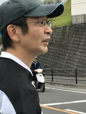 建築士の白坂哲也さんです。