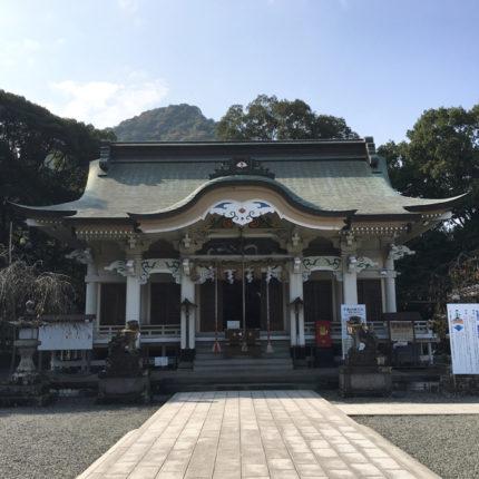 武雄神社の御神木「武雄の大楠」