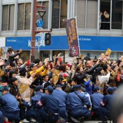 福岡ソフトバンクホークス優勝祝賀パレードに行ってきました!