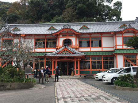 武雄温泉新館も国の重要文化財