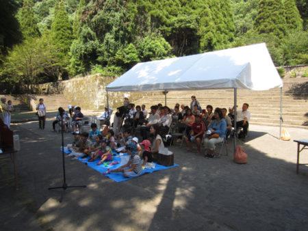 「福昌寺跡を守り、歴史を子どもたちに語り継ぐ会」