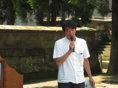横浜在住の調所さんは刀剣刀装研究家として知られる