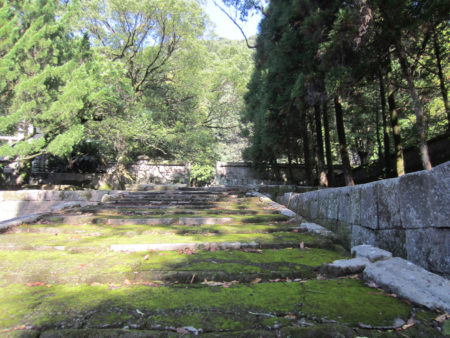 この辺りが薩摩の信仰の中心地だったんですね。