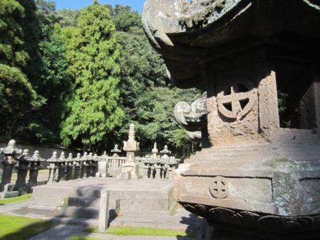 島津家の菩提寺として栄えた