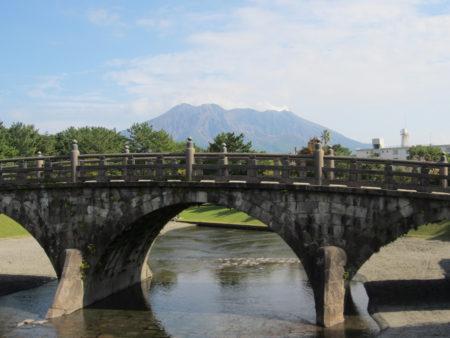 移設保存された西田橋