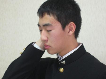 松元くんはこの話を伝えるとき、「清子さんの声を思い出し、清子さんの気持ちに なって全身で伝えたい」と話します。
