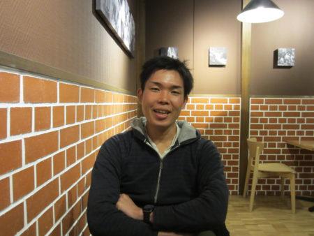 永田嘉人さん(34)