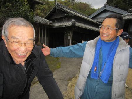 大重さんは地元小学校の初代、PTA会長でした!