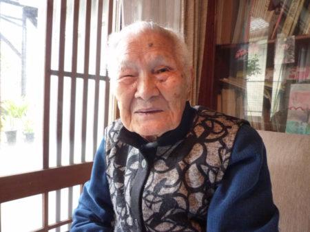 朝倉田鶴さん