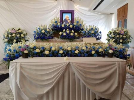 ホーム葬でのお葬儀