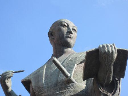 薩摩藩士、小松帯刀(たてわき)