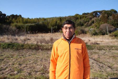下野衞さん(72)