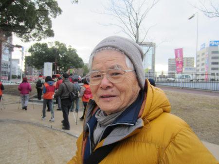 82歳の西田弘さん