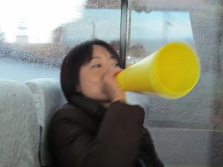 理学療法士の濱田みほ子さん! 移動のお手伝いはお任せ下さい!