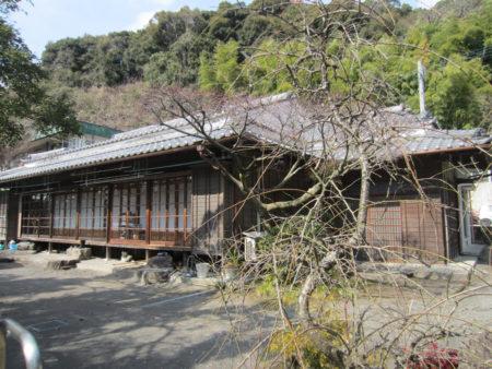 お由羅屋敷跡(鹿児島市下伊敷)