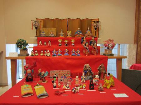 郷土玩具のコレクション展