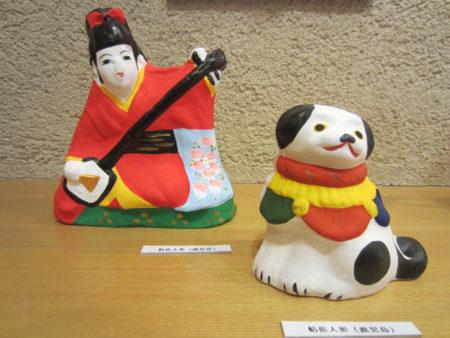 色鮮やかな帖佐人形(鹿児島)