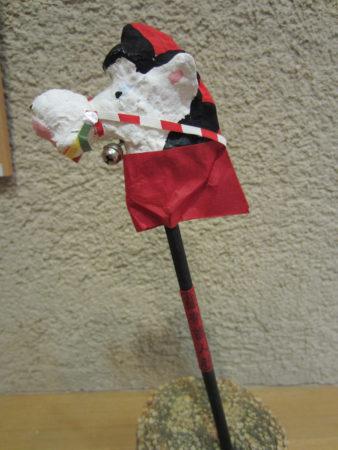 一代限り、今は途絶えた薩摩首人形(鹿児島)