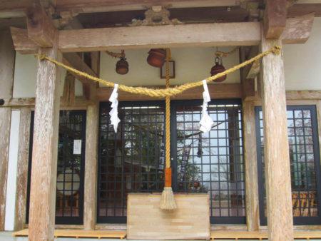 その陰陽石は拝殿のすぐ裏にあるそうですよ!そのまま帰ってしまい残念!