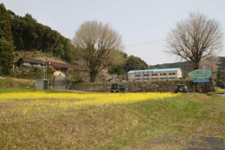 創立147年 薩摩川内市入来町浦之名 朝陽小学校