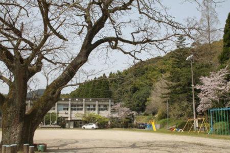 創立138年 薩摩川内市陽成町 陽成小学校