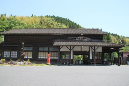 大隅横川駅