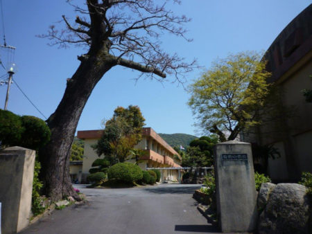 創立117年 日置市日吉町山田 日新小学校