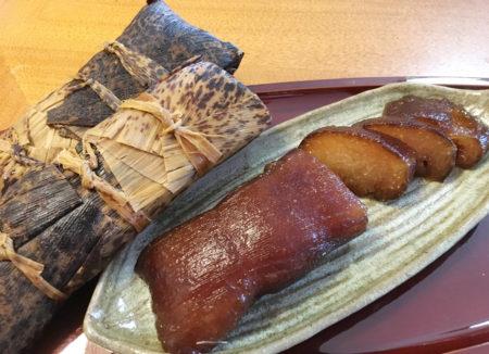 今の時代に合わせながら、郷土の伝統の和菓子「あくまき」作りを受け継いで残して行けたらなあと思います