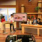 MBCテレビ「かごしま4」でてのんのサイトをご紹介いただきました!