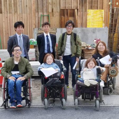 障がい者も住みやすいユニバーサルデザインの賃貸マンションが出来た!