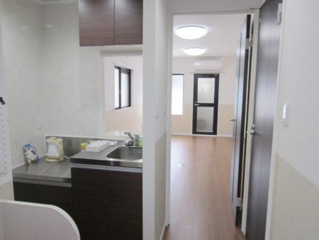 レンタルスペースの一室(3時間1000円で誰でも借りられるレンタルルーム)