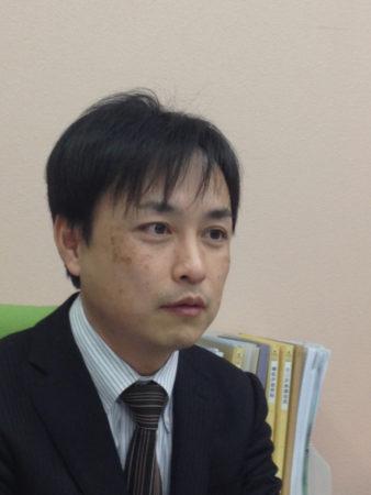 鹿児島県医療ソーシャルワーカー協会 廣野拓 会長