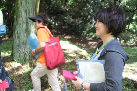 古川さん、ツアーに同行してスムーズな旅をアシスト