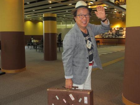 この方が、小平田和博さんこと、だいどう小平太さん。67歳です!