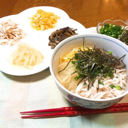 猛暑疲れ出ていませんか?夏の疲れを癒す奄美の郷土料理「鶏飯」