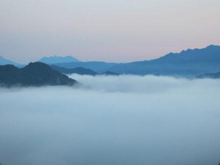 そこは雲の海