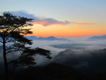 高千穂神社の「神話の高千穂夜神楽祭」