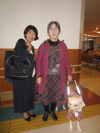 来年は盲導犬ユーザーの方々とカヌー体験&合宿ツアーを企画します!
