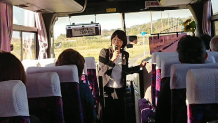 車椅子現地研修で講師を務めました!(11月15日)