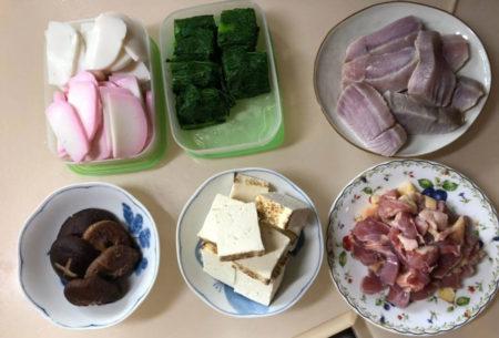 博多雑煮の具材